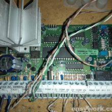 Сброс настроек централи DSC PC585