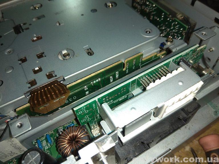 Выводы кассетника магнитолы