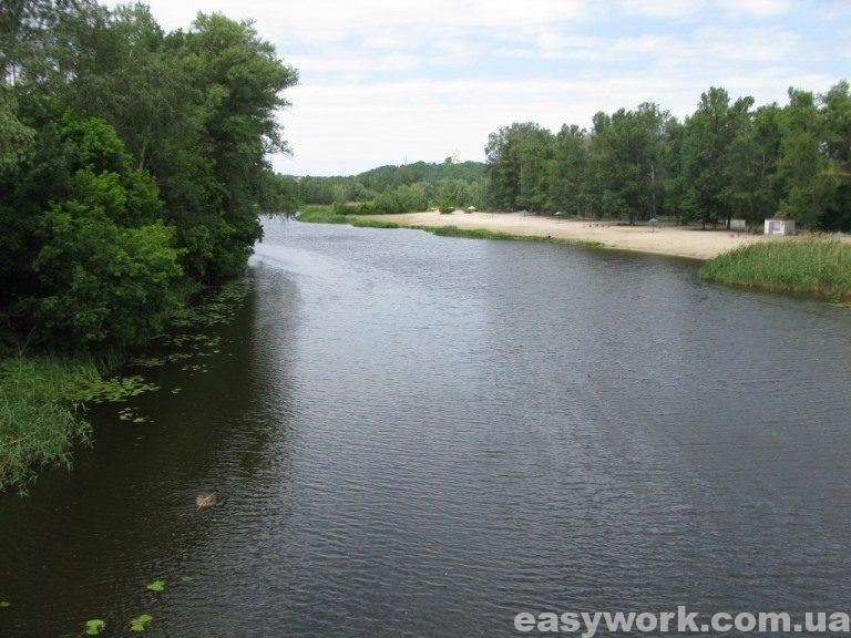 Река Ворскла