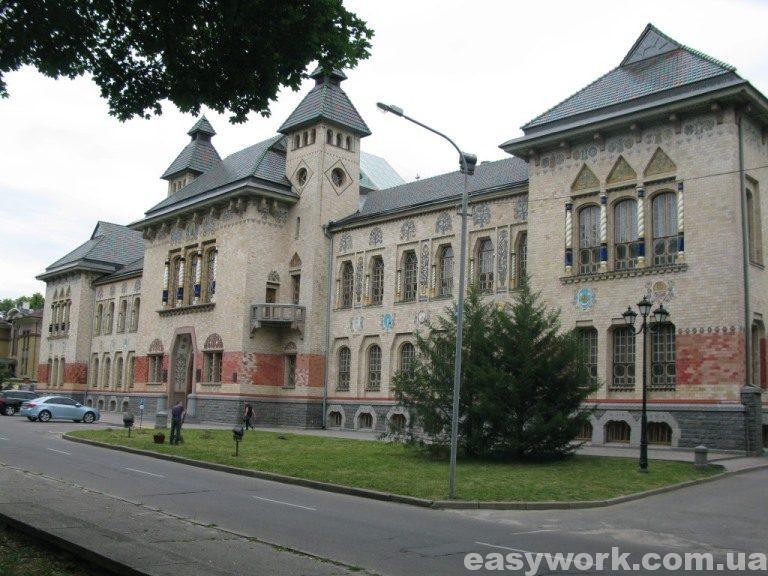 Краеведческий музей имени Василия Кричевского