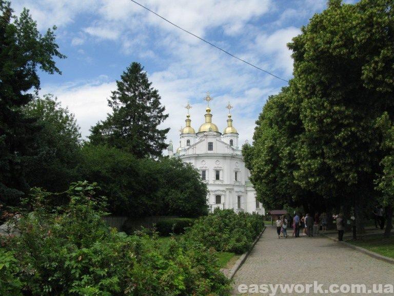 Свято-Успенский Кафедральный Собор (г. Полтава)