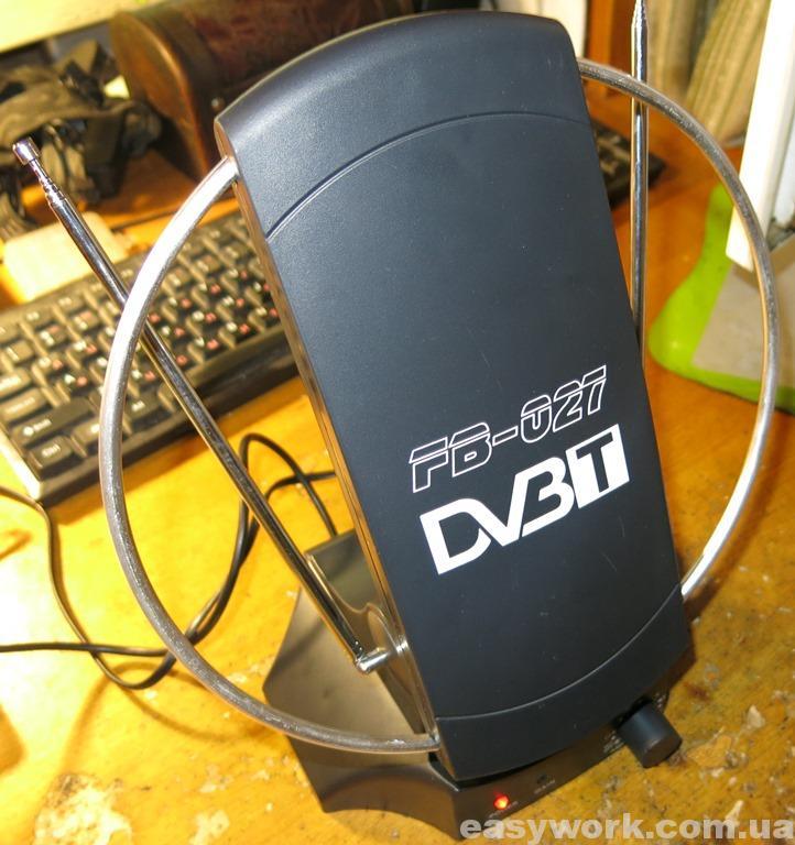 Антенна DVB-T FB-027