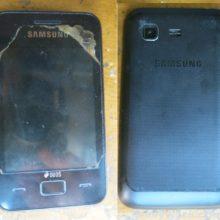 Ремонт телефона Samsung GT-S5222 (не работает дисплей)