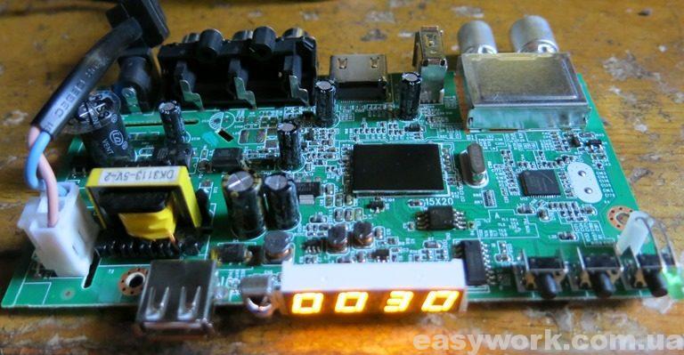 TIGER T2 IPTV после прошивки
