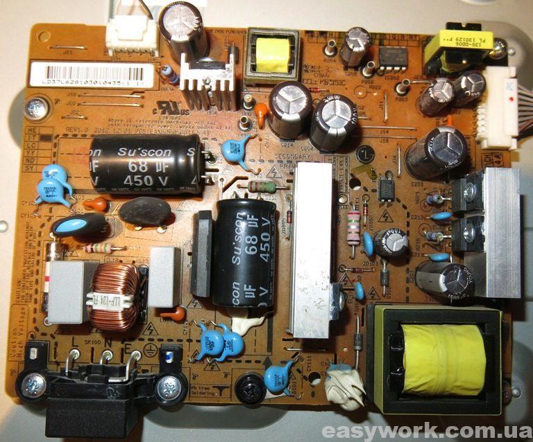 Блок питания  LG 32LN540V-ZA
