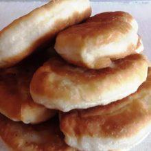 Быстрое тесто для жареных пирожков, рецепт с фото