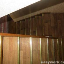 Лестница на второй этаж своими руками, в моем доме