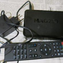 Не работает пульт MAG250