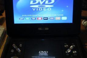 Портативный DVD проигрыватель OPERA OP-1410D не включается