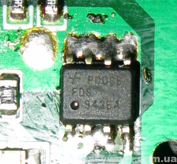 Транзистор FDS9435A