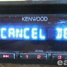 Ремонт магнитолы KENWOOD KDC-4051U (репит радио)