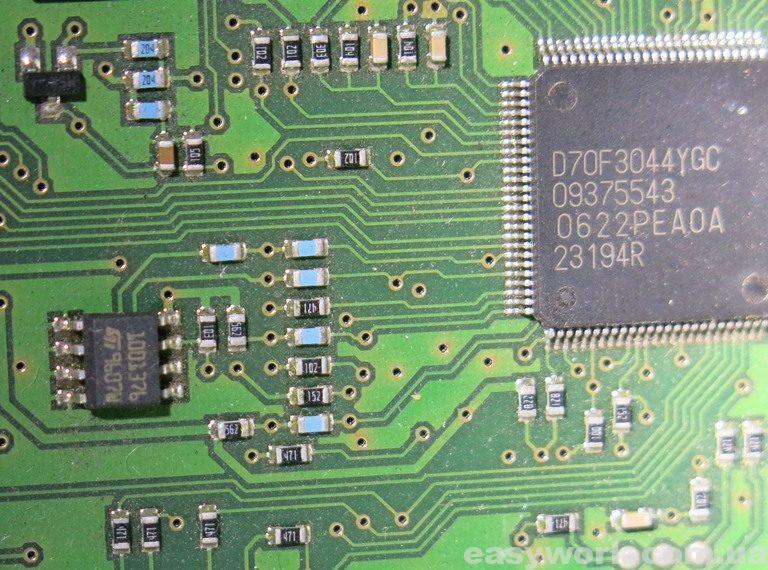 EEPROM 1001376 от ST