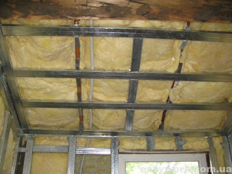 Утепление стен и потолка на втором этаже (фото 2)