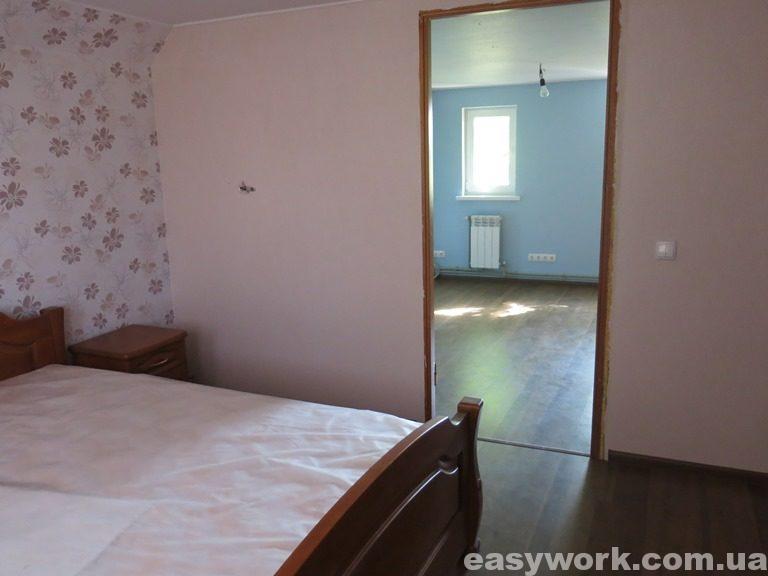 Спальня на втором этаже (фото 2)