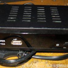 Ремонт T2 ресивера Alphabox T24 (не включается)