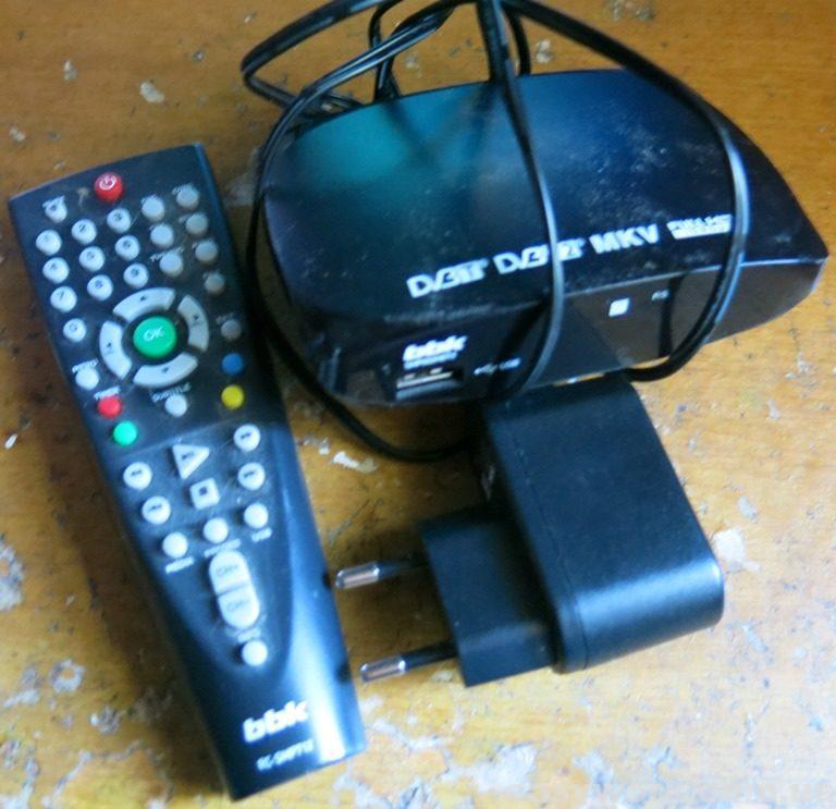 Т2 ресивер BBK SMP002HDT2