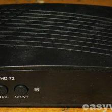 Ремонт Т2-тюнера DIGIFORS HD 72 (не включается)