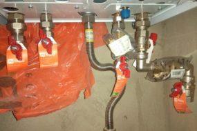 Составление схемы разводки отопления котельной