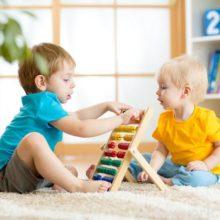 Занятия и игры для детей разного возраста