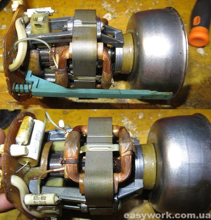 Электродвигатель кофемолки ЭКМУ 50 Росток