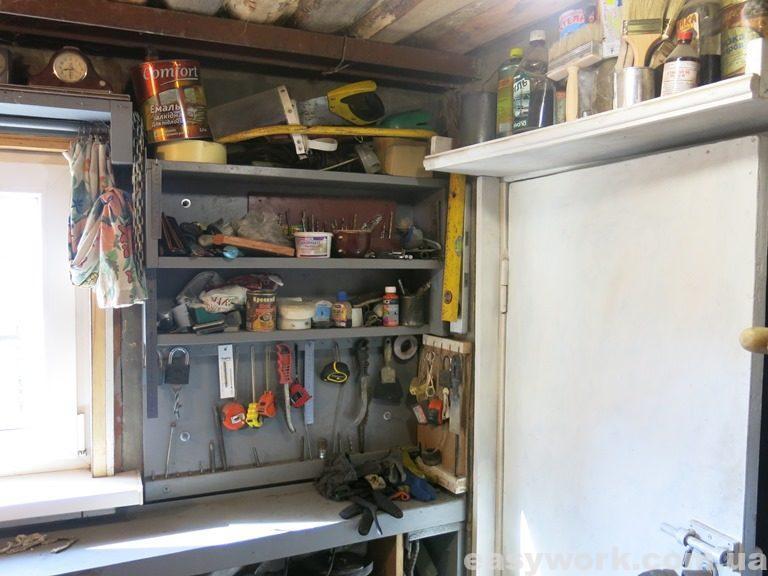 Оборудованная мастерская (фото 2)