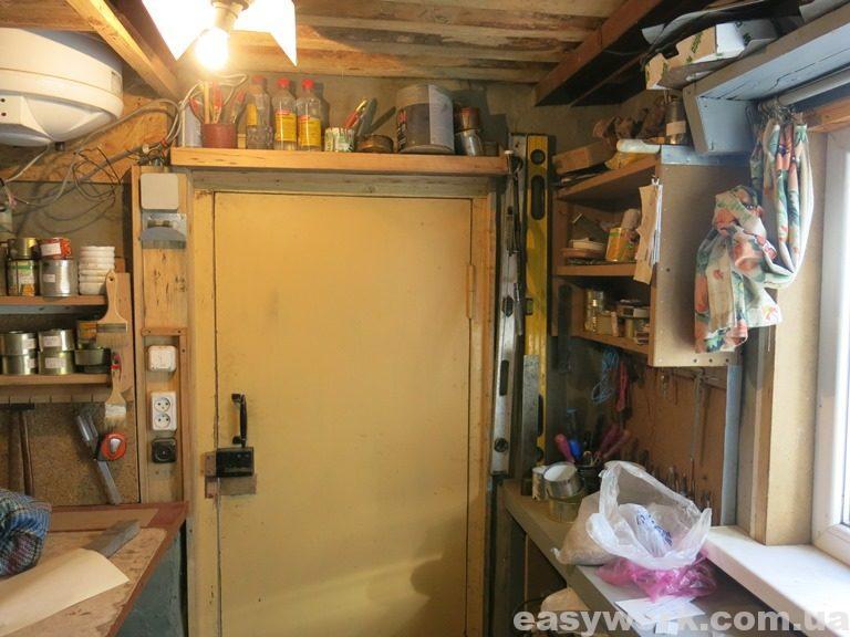 Оборудованная мастерская (фото 4)