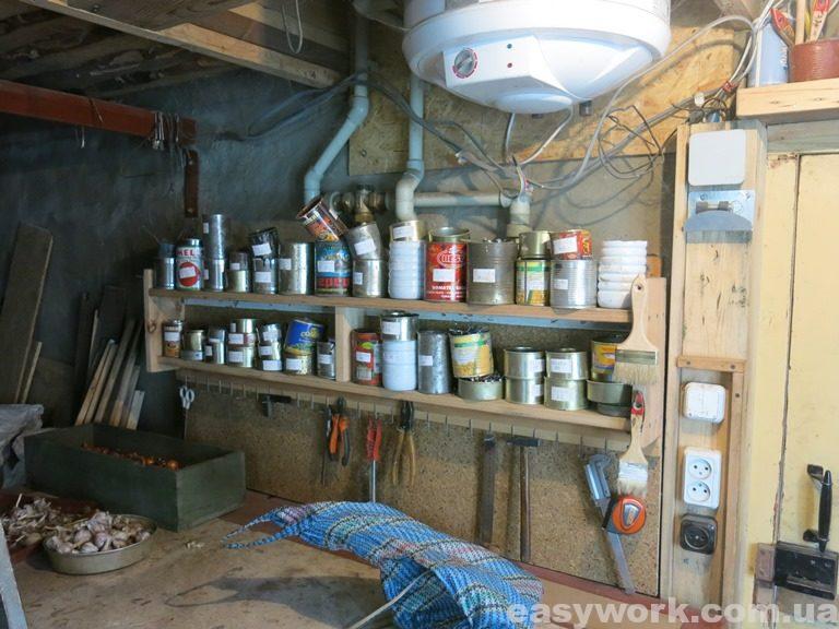 Оборудованная мастерская (фото 5)