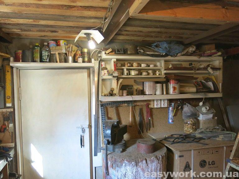 Оборудованная мастерская (фото 1)