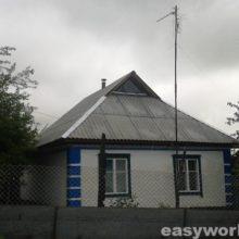 Монтаж крыши частного дома, личный опыт