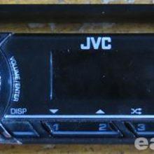 Не работает USB в магнитоле JVC KD-R457