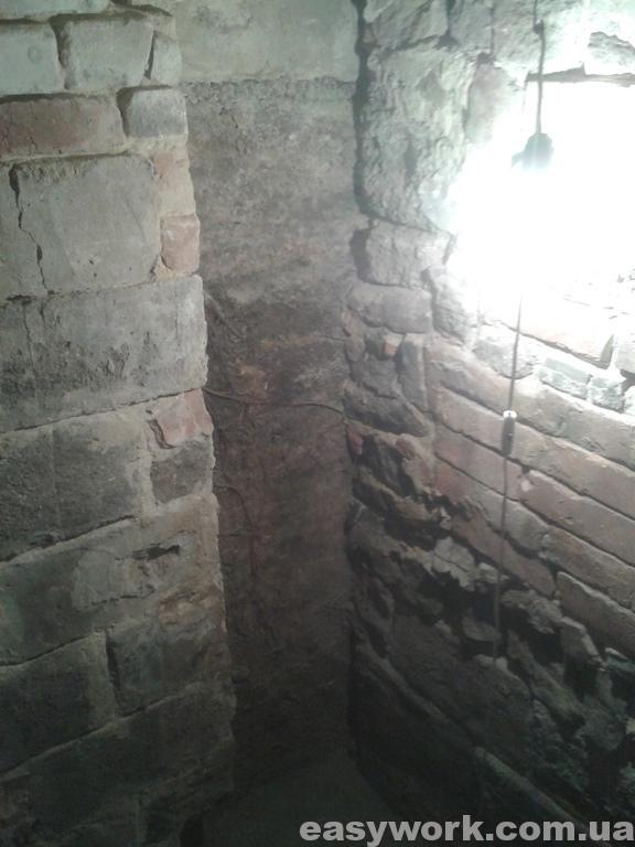 Место где стояла печка (фото 2)