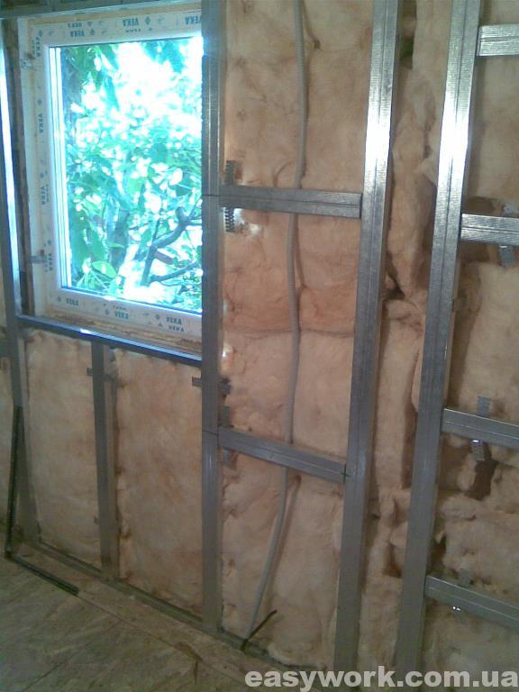 Утепление стен и потолка (фото 2)