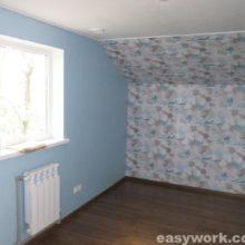 Ремонт детской комнаты своими руками, этапы стройки