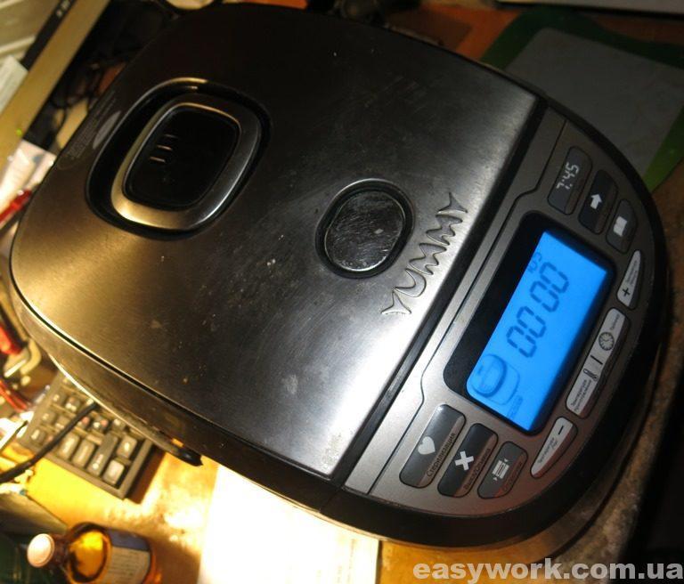 Отремонтированная мультиварка Yummy YMC-505BX