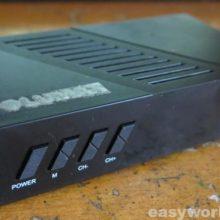 Ремонт ресивера LUMAX DV2120HD (не включается)