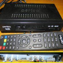 Ремонт T2 ресивер PERFEO (зависает, полосы на экране)