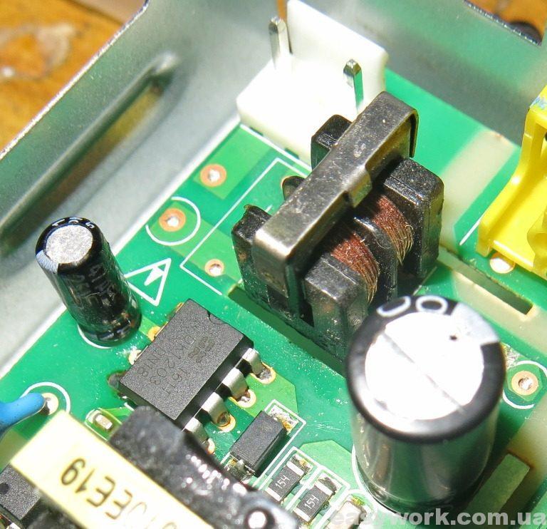 Замена ШИМ DK1203