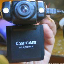 Ремонт видеорегистратора Carcam P5000 HD Car DVR (не работает дисплей)