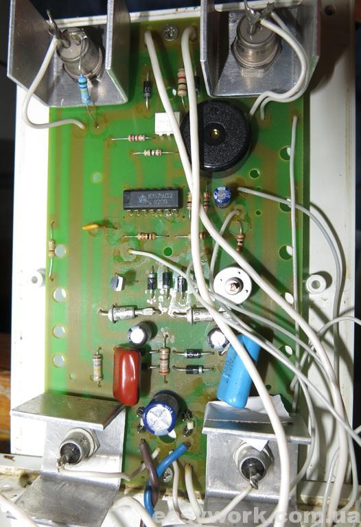 Плата электроактиватора Эковод-6 Жемчуг