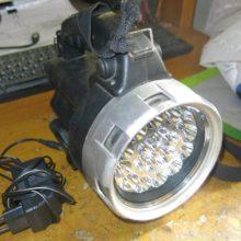 Ремонт фонаря Expert EGD-FL1003-19LED (не светит)