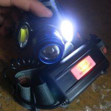 Ремонт фонаря LUXURY BL-2118-T6-2XPE