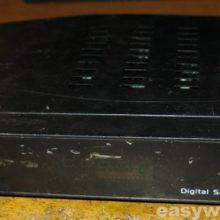 Ремонт спутникового тюнера 4100C SCART (не включается)