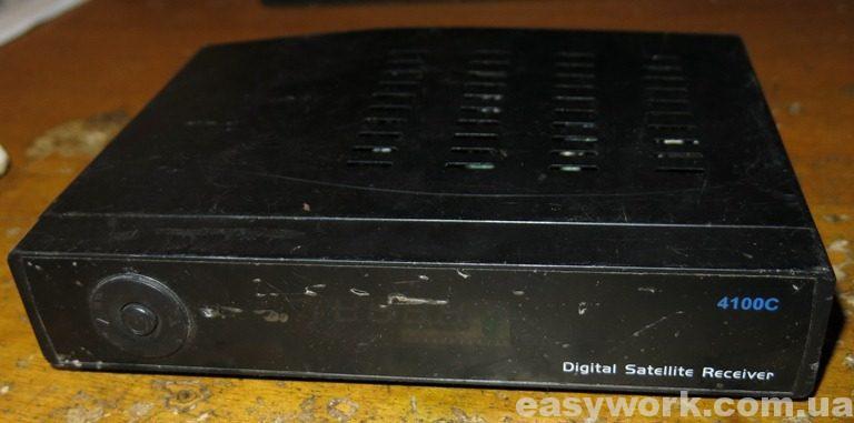 Спутниковый тюнер 4100C