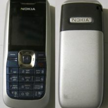 Ремонт телефона NOKIA 2626 (не заряжается)