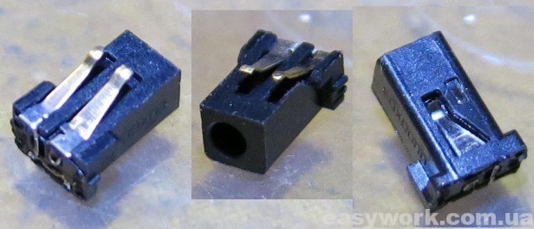Разъем зарядки NOKIA 6300