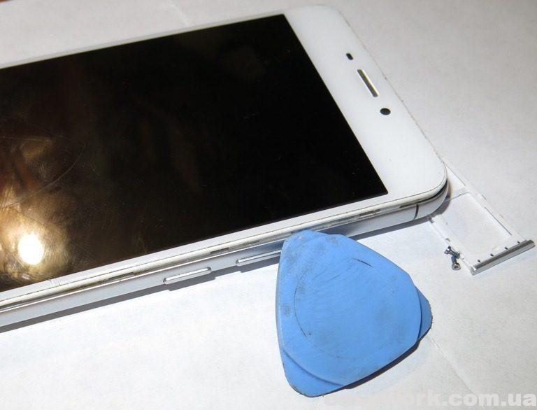 Открываем телефон Meizu