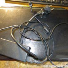 Осмотр ноутбука ASUS K40AD (нет изображения)