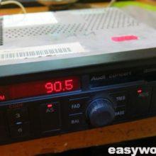 Ремонт магнитолы Audi Concert 4B0 035 152 (регулятор громкости)