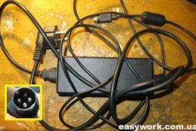 Ремонт БП Li Shin 0219B1280 12V 6.67A (не включается)