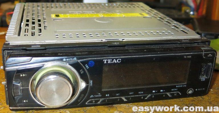 Автомобильная магнитола TEAC TE-905